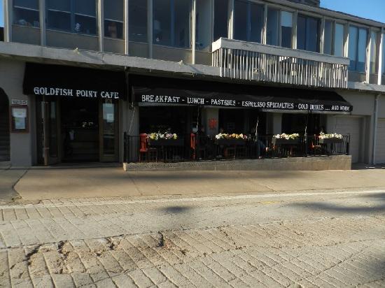 Goldfish Point Cafe