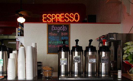 Kelleys Espresso & Desserts