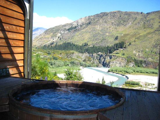 Door Open Picture Of Onsen Hot Pools Retreat Amp Day Spa