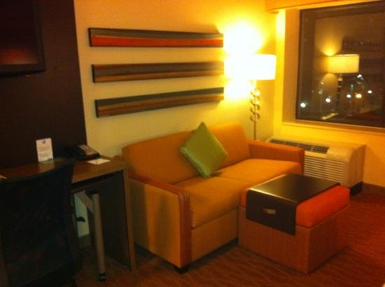 TownePlace Suites San Antonio Downtown: sitting area