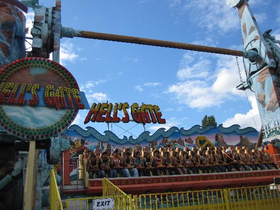 Playland : Hell's Gate