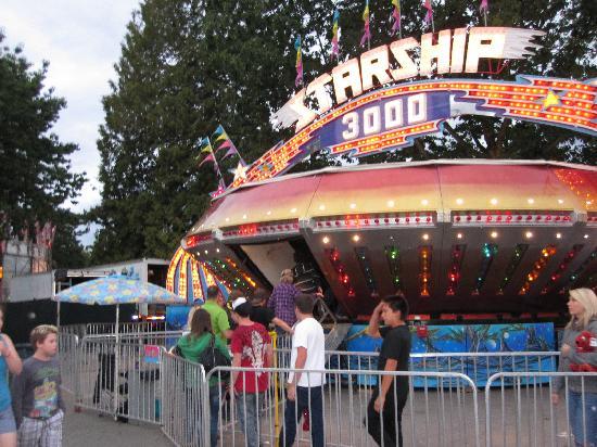 Playland: Starship