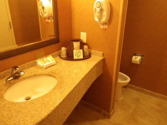 Holiday Inn & Suites Front Royal Blue Ridge Shadows: Bath
