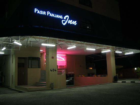 Pasir Panjang Inn: ...here it is!