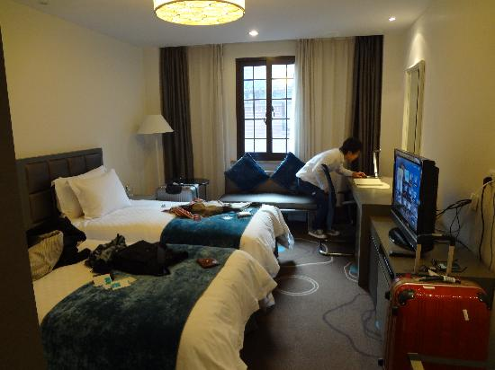 Jinjiang MetroPolo Hotel Classiq Shanghai Peoples' Square: 室内