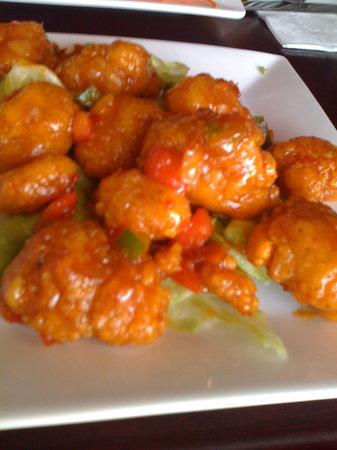 River Kwai Thai Cuisine: Rocky Chicken