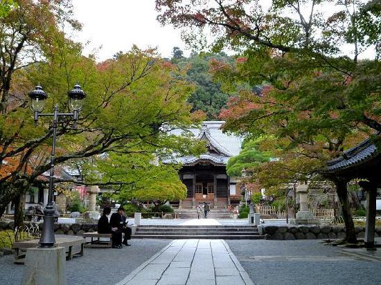 Shuzenji temple and hot spring resort / Shizuoka Prefecture ...