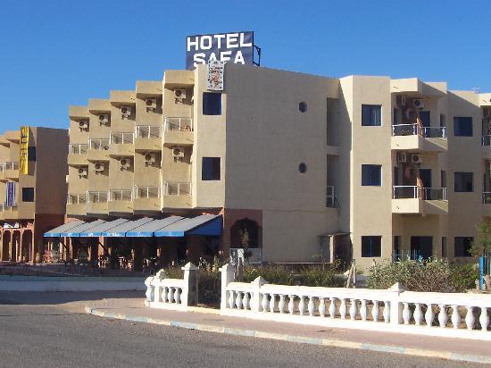 Hotel Safa, Sidi Ifni
