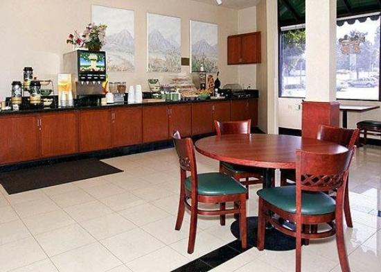 Quality Inn & Suites Irvine Spectrum: Restaurant