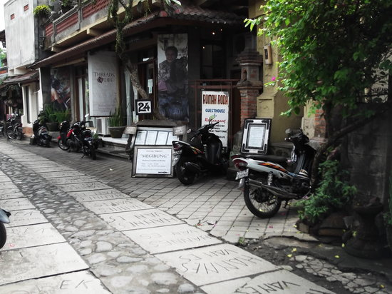 Rumah Roda Ubud Restaurant Reviews Amp Photos Tripadvisor