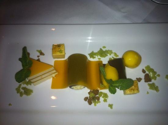 Neuwirt: десерт из сыра
