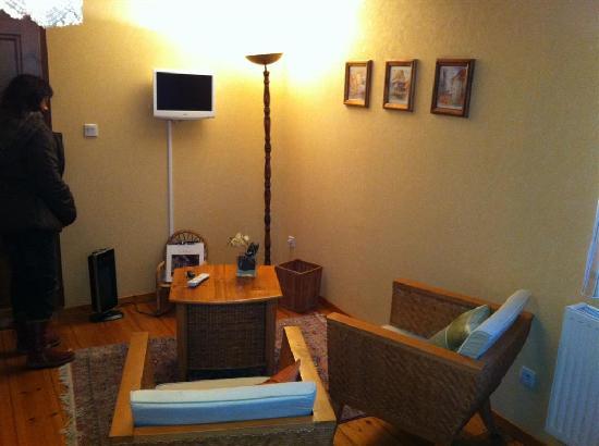 Les Chambres du Vieux Pressoir : orchid room2