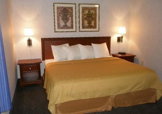 Palace Hotel: NJBKingbed