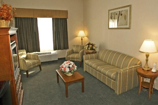 Days Inn Budd Lake : Living Area