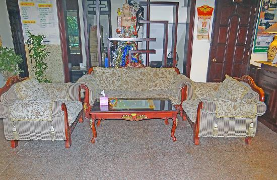 Victory Hotel Hue : Front Desk Area-2