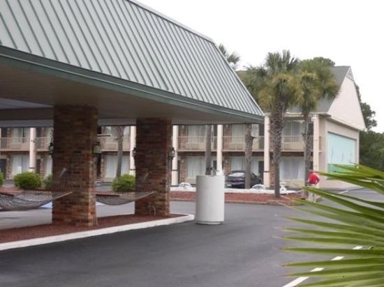 Motel 6 Pawleys Island: Exterior