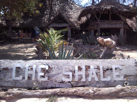 Che Shale Beach: La spiaggia