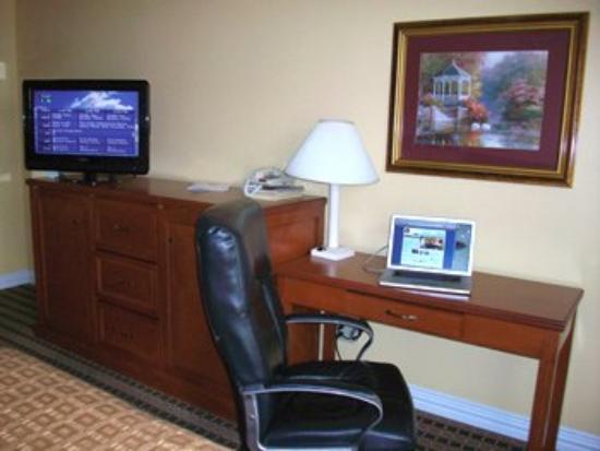 Americas Best Value Inn: Guest Room
