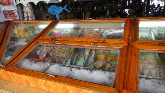 Baybay Beach: take your pick