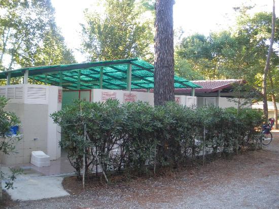 PuntAla Camp & Resort: spazi comuni