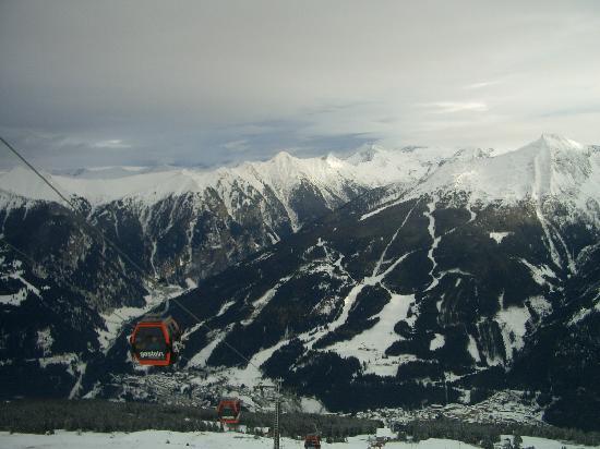 CESTA GRAND - Aktivhotel & Spa : mountains near Bad Gastein