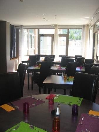 Hotel Restaurant GAPOTEL: Salle de restaurant