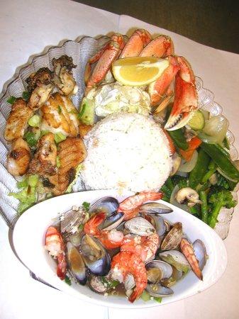 Kam Meng Chinese Restaurant