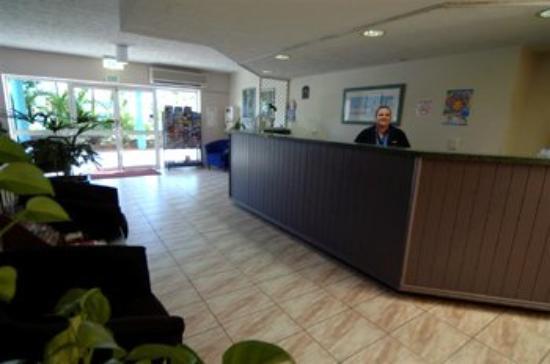 Burleigh Heads, Avustralya: Hotel Lobby