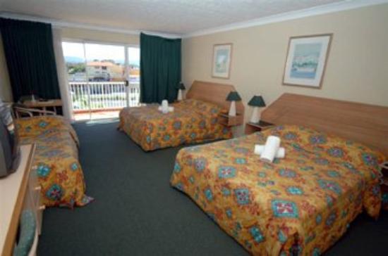 Burleigh Heads, Australia: Guest Room