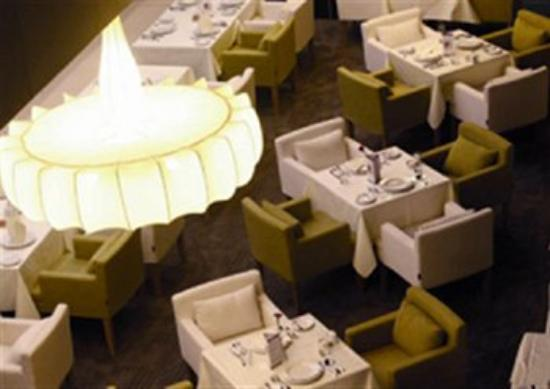 Bank Hotel: Dining