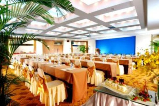 Jingmin Central Hotel: No- 1 Meeting Room