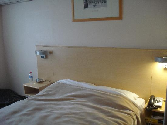 Quality Hotel Hobart Midcity: Letto