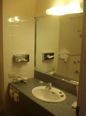 Quality Hotel Hobart Midcity: Bagno
