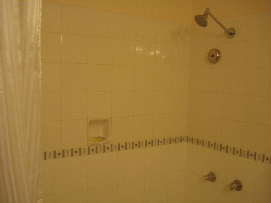 Quality Hotel Hobart Midcity: Doccia