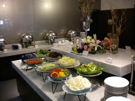 S31 Sukhumvit Hotel: Petit Déjeuner