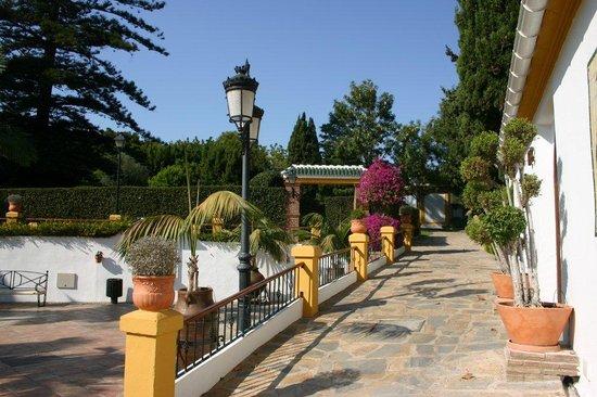 Jardín Botánico Molino de Inca