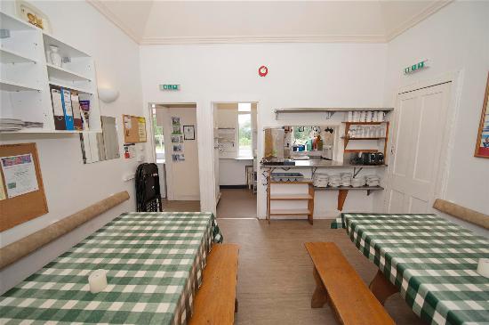Abernethy Bunkhouses: Inside Nethy Station