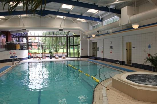 Lounge picture of brook mollington banastre hotel spa - Hotels in chester with swimming pool ...