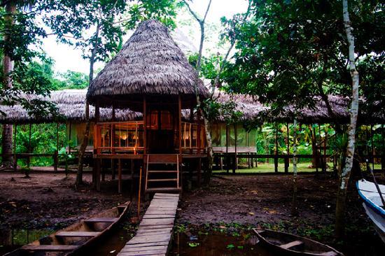 Amazon Reise Eco Lodge: Maloca Principal