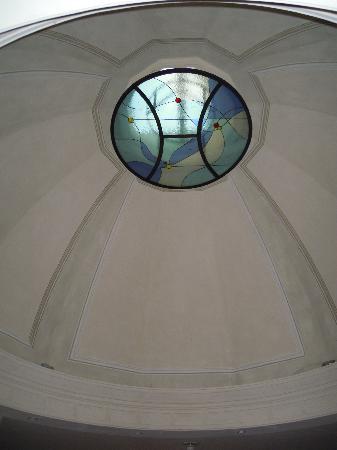 Tenuta la Romana: cupola