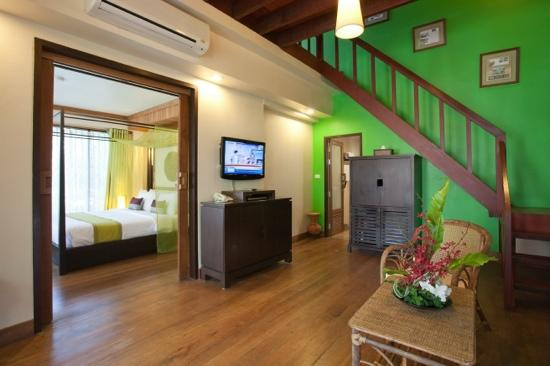 Baan Talay Dao Resort : Duplex Suite for 2 bed room
