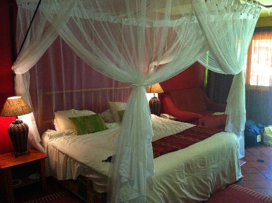 Pestana Inhaca Lodge: room