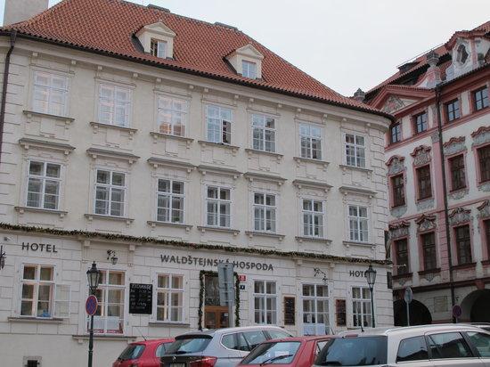 Hotel Three Storks: L'Hotel