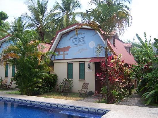 Encantada Ocean Cottages: Our Cottage