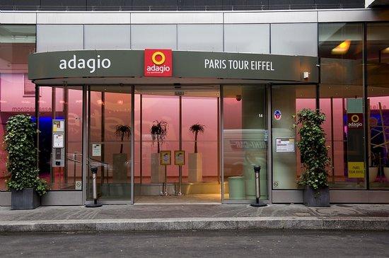 Adagio Paris Tour Eiffel Hotel Maintenant 224 145 Au