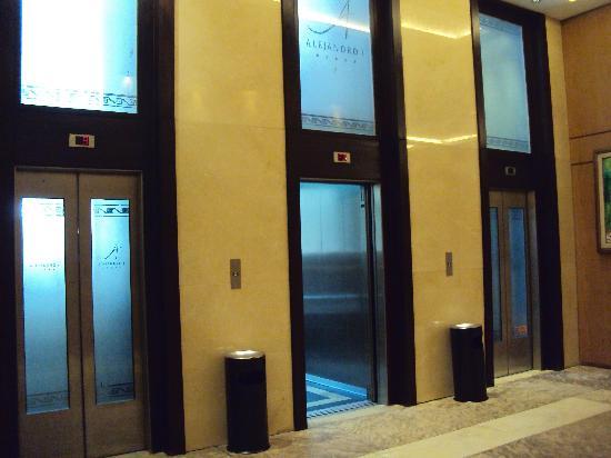 Alejandro I Hotel International Salta: 6-Salta-Hotel Alejandro I Internacional: Ascensores