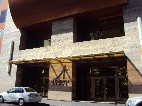 Alejandro I Hotel International Salta: 4-Salta-Hotel Alejandro I Internacional: Acceso principal