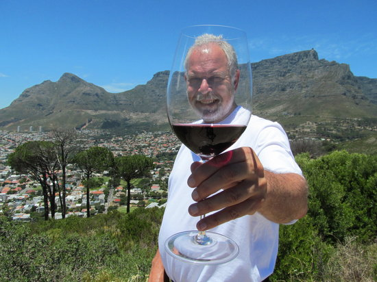 Beautiful Cape Town Tours: Cheers!