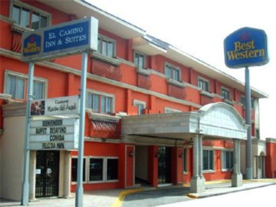 BEST WESTERN El Camino Inn and Suites: Exterior