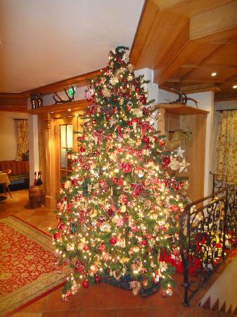 Dorfkrug Appartements: Christmas tree